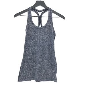 Lululemon Cool Racerback Tank Top FLAW #609